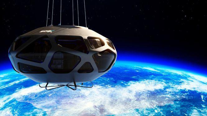 EOS-X Space tiene previsto viajes espaciales en el 2021