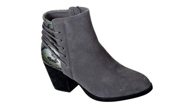 Las botas y botines de Skechers para este otoño