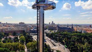 El Faro de Moncloa de Madrid será accesible