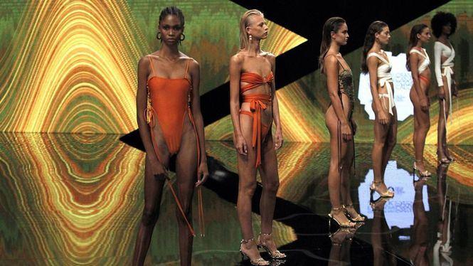 El Cabildo de Gran Canaria e IFEMA organizan la Semana de Moda Baño de Gran Canaria Moda Cálida