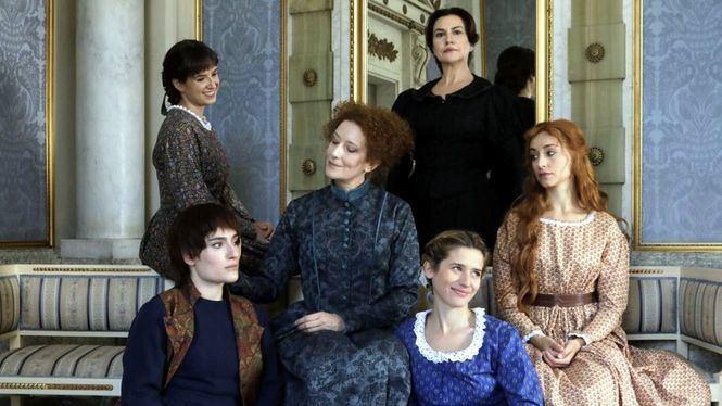 El Teatro Español revisa el clásico de Louisa May Alcott, Mujercitas