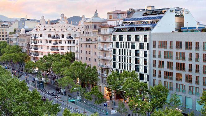 El hotel Royal Passeig de Gràcia consigue más de un 50% de ocupación durante el verano
