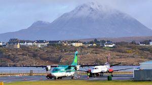 El aeropuerto con las vistas más espectaculares del mundo está en Irlanda