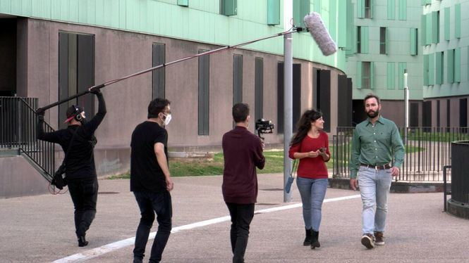 Continúan las grabaciones de los cortometrajes finalistas del concurso La Rioja de Cine