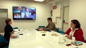 Galicia y el Portugal desarrollarán un protocolo para la programación del Xacobeo