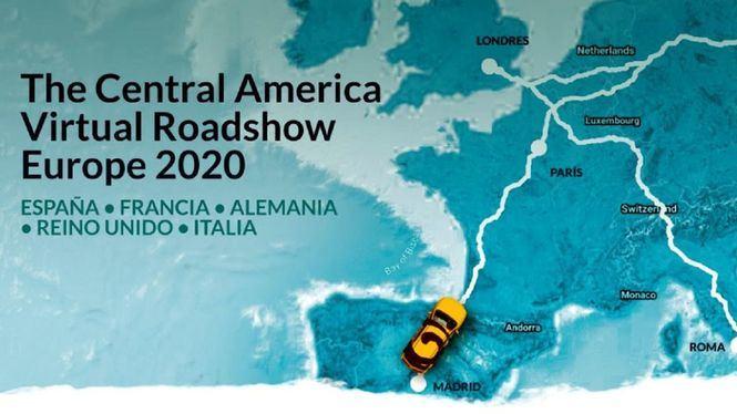 Rueda de negocios virtual entre empresarios turísticos de Centroamérica y mayoristas europeos