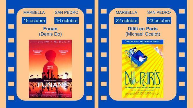El cine vuelve a Marbella tras el paréntesis provocado por el Covid-19