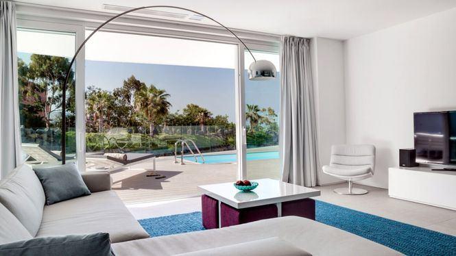 El hotel Baobab Suites pone el foco en el concepto in-suite