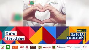 INTERACEITUNA patrocina la celebración del Día de la Hostelería