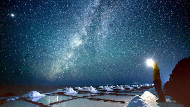 Apaga la Luz y Enciende las Estrellas, original iniciativa de la isla de La Palma