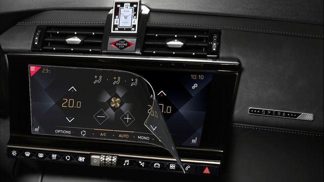 DS Automobiles se une a BRM para incluir relojes digitales y analógicos a bordo de sus vehículos