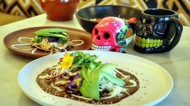 El Halloween a la mexicana en el restaurante Tepic de Madrid