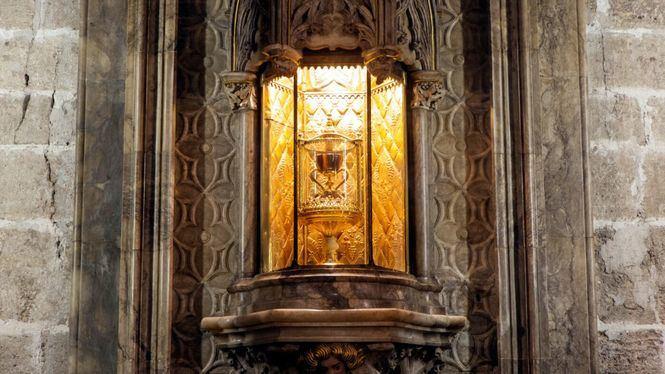 Valencia celebra el segundo año Jubilar del Santo Cáliz