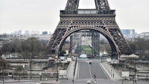 Francia impone el toque de queda en París y otras ocho ciudades