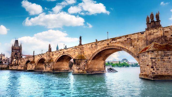Momento para visitar ciudades y monumentos famosos sin aglomeraciones
