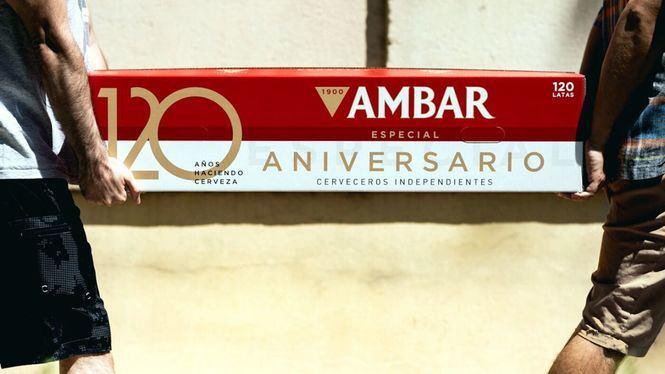 En su 120 aniversario, Ambar presenta la exposición 120 años haciendo cerveza