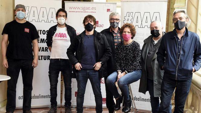 La Asociación Actúa Ayuda Alimenta (AAA) hace su segunda entrega solidaria en Madrid