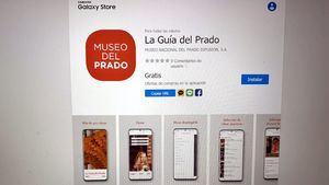 El Museo del Prado publica su primera Guía Oficial para smartphones Android e iOS