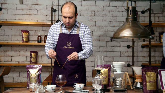 Juan Pablo Villota Leyva, director de Café San Alberto (Colombia)