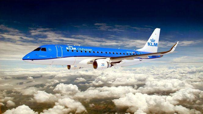 Vuelo número 100 de KLM para transportar suministros médicos