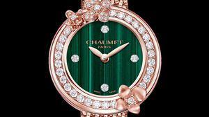 Colección de relojes Hortensia Eden de Chaumet