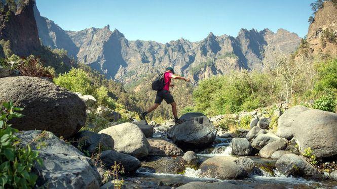 La Palma acoge la XII edición del Festival de Senderismo y Montaña