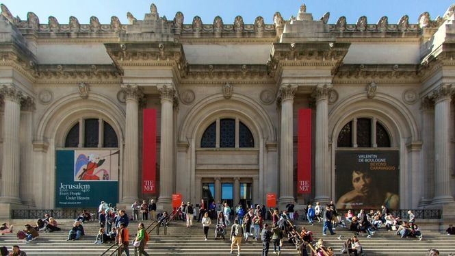 Fall Into The Met