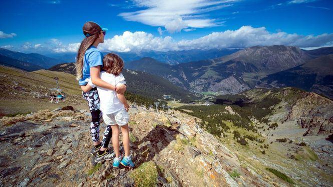 Grandvalira hace un balance muy positivo de la prolongación de su temporada de verano