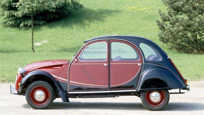 40 Aniversario del Citroën 2 CV Charleston