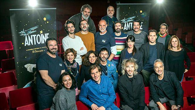 La historia del creador de El Principito llega a Madrid convertida en musical