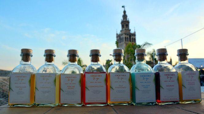 La azotea del hotel Fontecruz Sevilla Seises, Pura Vida, presenta sus cócteles para llevar