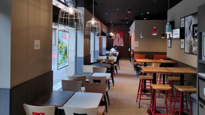 KFC abre dos nuevos restaurantes en Barcelona