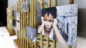 Exposición Kalipay: un viaje a la esperanza