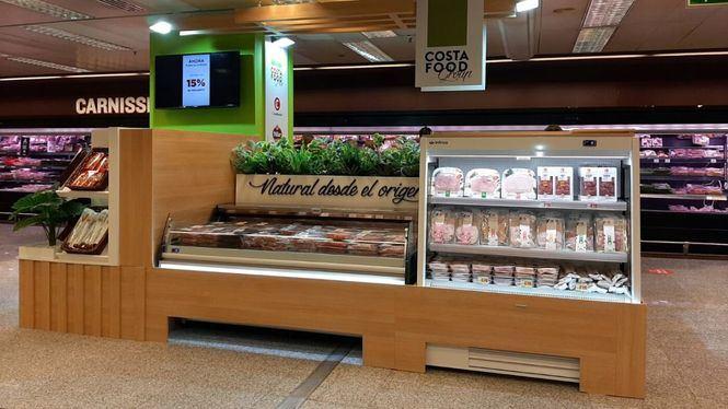 Apertura de los corner de Costa Food Group en centros de El Corte Inglés