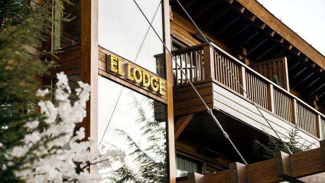 El hotel boutique El Lodge Ski & Spa abre sus puertas para la temporada de esquí