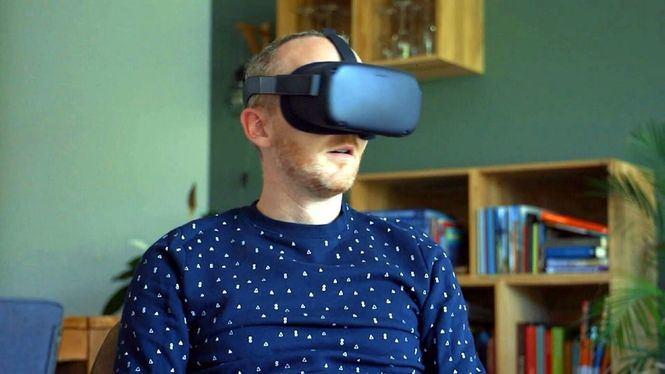 Entrenamiento de pilotos con Realidad Virtual en la aerolínea KLM Cityhopper