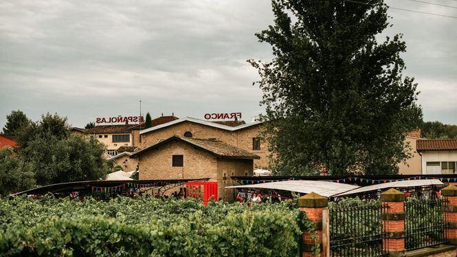 Jornadas de puertas abiertas en Bodegas Franco-Españolas, para los logroñeses