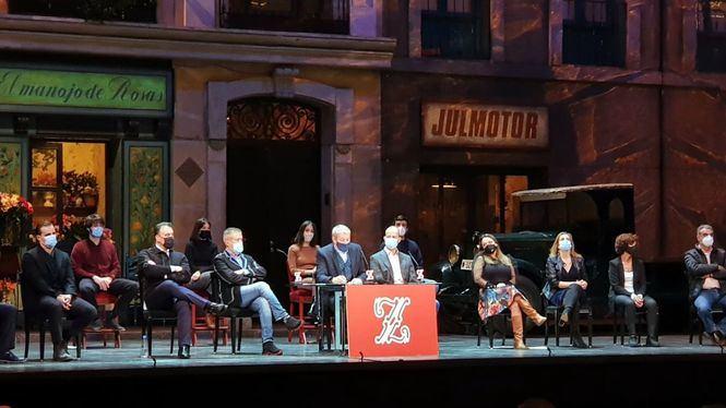 La del manojo de rosas (Del 10 al 22 de noviembre en el Teatro de la Zarzuela