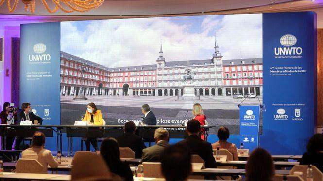 Madrid, escenario de la 42ª sesión plenaria de la Organización Mundial del Turismo