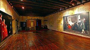 Actividades en el Palacio Real Testamentario de Medina del Campo durante noviembre