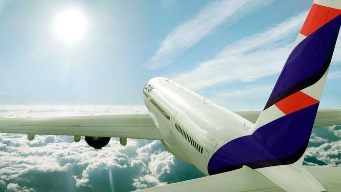 LATAM aerolínea líder en Sudamérica según los pasajeros
