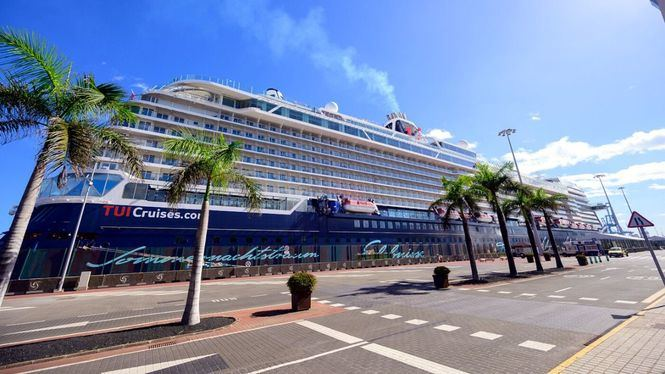 Las Palmas inicia la temporada de cruceros de Canarias