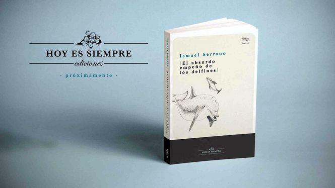 El absurdo empeño de los delfines, se publica la primera obra teatral de Ismael Serrano