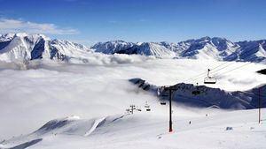La mascarilla será necesaria en el conjunto de las 38 estaciones del Pirineo francés