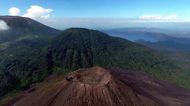 Un mágico viaje por los volcanes de Centroamérica