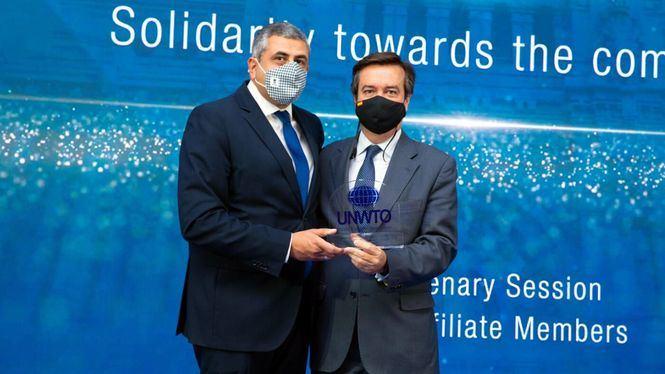 La OMT reconoce la solidaridad de IFEMA ante la crisis sanitaria del COVID-19