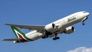 Alitalia reanuda los vuelos a Brasil y Argentina desde mediados de diciembre