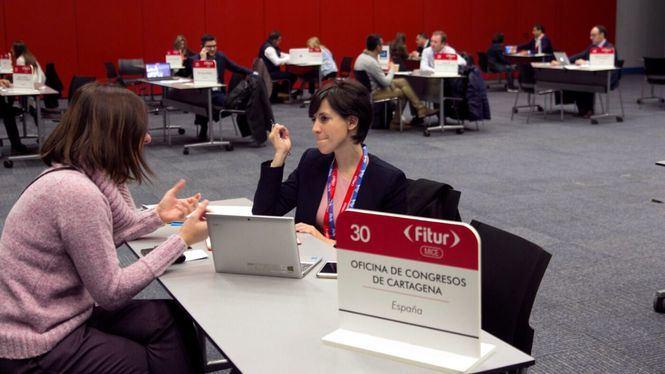 FITUR MICE 2021 convoca al turismo de reuniones en Madrid