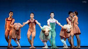 La Compañía Nacional de Danza en el Teatro Real