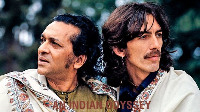 Indian Odyssey: El universo de Ravi Shankar. The Beatles in India